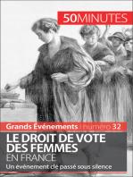 Le droit de vote des femmes en France