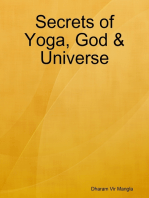 Secrets of Yoga, God & Universe