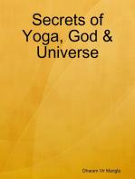 Secrets of Yoga, God & Universe