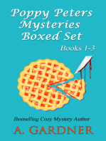 Poppy Peters Mysteries Boxed Set (Books 1-3)