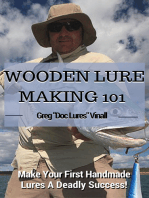 Wooden Lure Making 101