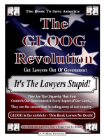 """The Gloog Revolution - """"It's the Lawyers Stupid!"""""""