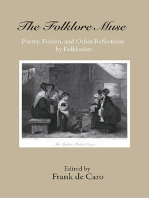 The Folklore Muse