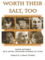 Worth Their Salt Too
