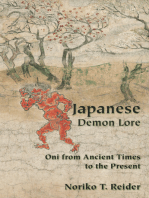 Japanese Demon Lore