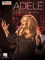 Adele - Original Keys for Singers