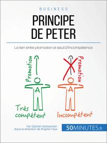 Principe de Peter: Le lien entre promotion et seuil d'incompétence