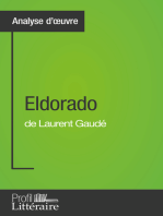 Eldorado de Laurent Gaudé (Analyse approfondie)