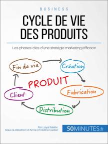 Cycle de vie des produits: Les phases-clés d'une stratégie marketing efficace