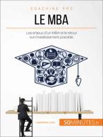 Le MBA
