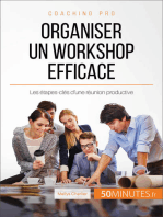 Comment organiser un workshop productif ?