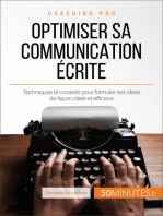 Optimiser sa communication écrite