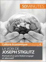 La voix de Joseph Stiglitz: Portrait d'un prix Nobel engagé et alternatif