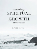 Unveiling Spiritual Growth From Genesis