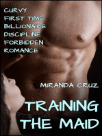 Training the Maid (Curvy First Time Billionaire Discipline Forbidden Romance)