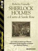 Sherlock Holmes e il sarto di Savile Row