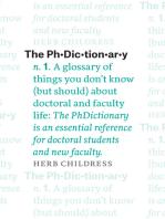 The PhDictionary