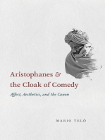 Aristophanes and the Cloak of Comedy