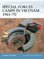 Special Forces Camps in Vietnam 1961–70