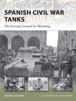 Spanish Civil War Tanks