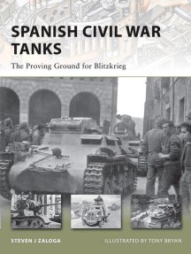 Spanish Civil War Tanks: The Proving Ground for Blitzkrieg