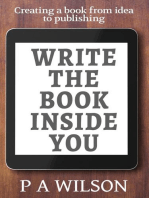 Write the Book Inside you