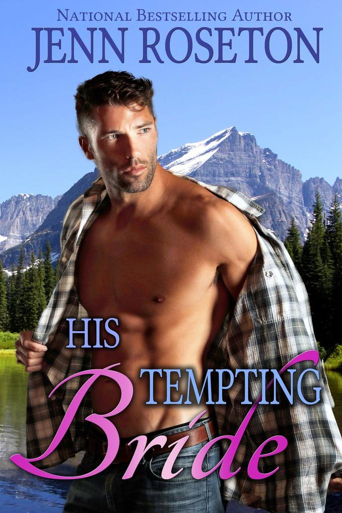 His Tempting Bride Bbw Western Romance 1 By Jenn Roseton By Jenn