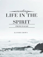 Unveiling Life in the Spirit From Isaiah