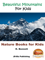 Beautiful Mountains For Kids