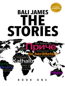 Bali James -The Stories Book One