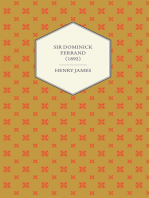 Sir Dominick Ferrand (1892)