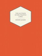 The Author of Beltraffio (1884)
