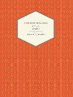 The Bostonians Vol. I. (1886)