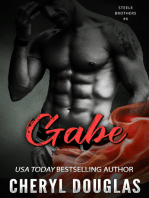 Gabe (Steele Brothers #6)