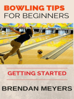 Bowling Tips For Beginners - Getting Started
