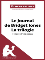 Le Journal de Bridget Jones de Helen Fielding - La trilogie (Fiche de lecture)