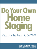 Do Your Own Home Staging