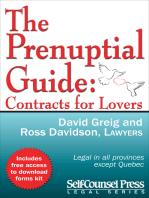 The Prenuptial Guide