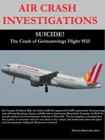 Air Crash Investigations - Suicide! - The Crash of Germanwings Flight 9525