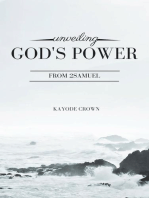 Unveiling God's Power From 2Samuel
