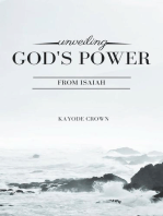 Unveiling God's Power From Isaiah