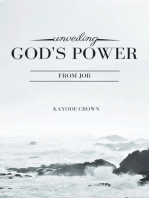 Unveiling God's Power From Job