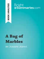 A Bag of Marbles by Joseph Joffo (Book Analysis)