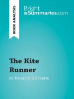 The Kite Runner by Khaled Hosseini (Book Analysis)