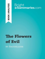 The Flowers of Evil by Baudelaire (Book Analysis)