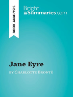 Jane Eyre by Charlotte Brontë (Book Analysis)