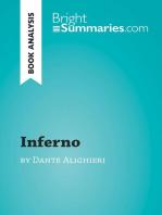 Inferno by Dante Alighieri (Book Analysis)