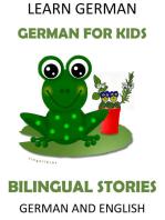 Learn German: German for Kids - Bilingual Stories in English and German