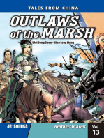 Outlaws of the Marsh Volume 13