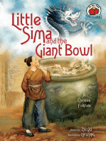 Little Sima and the Giant Bowl